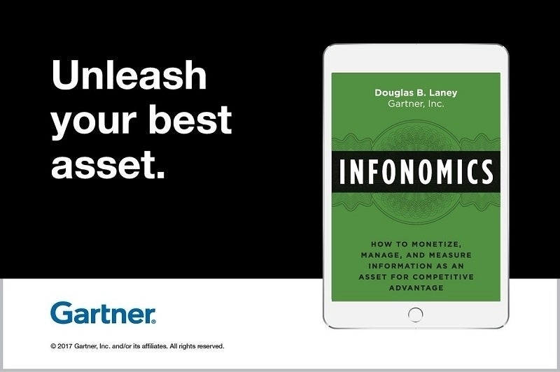 Infonomics: How to Monetise, Manage and Measure Information as an Asset for Competitive Advantage