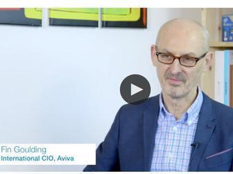 Aviva International CIO Fin Goulding