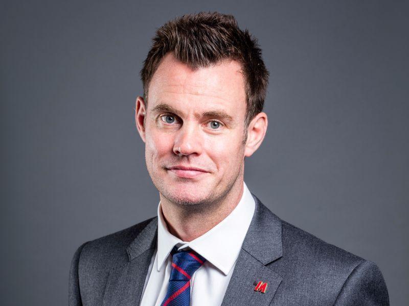 Martyn Atkinson - Metro Bank