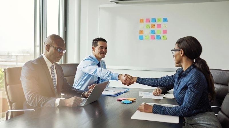 Collaborate with other companies