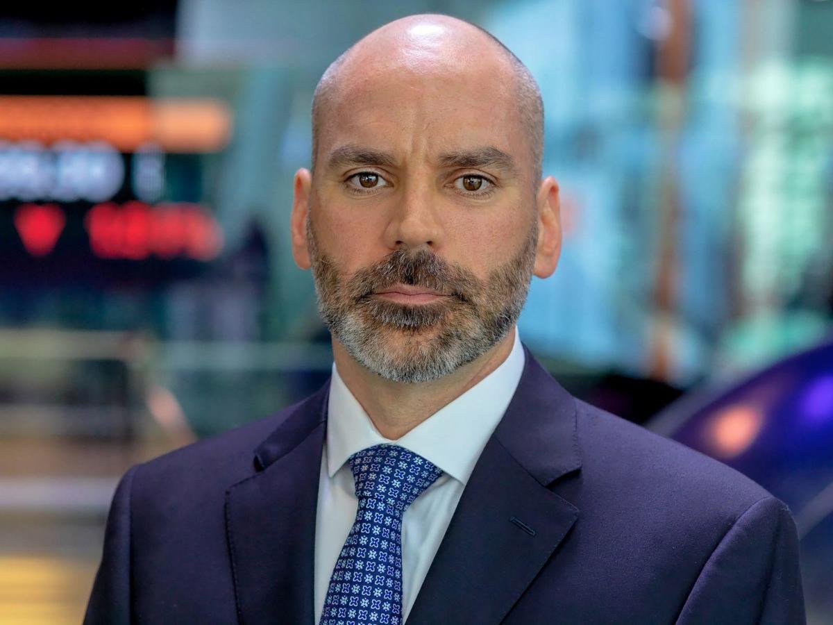 Bloomberg CTO Shawn Edwards