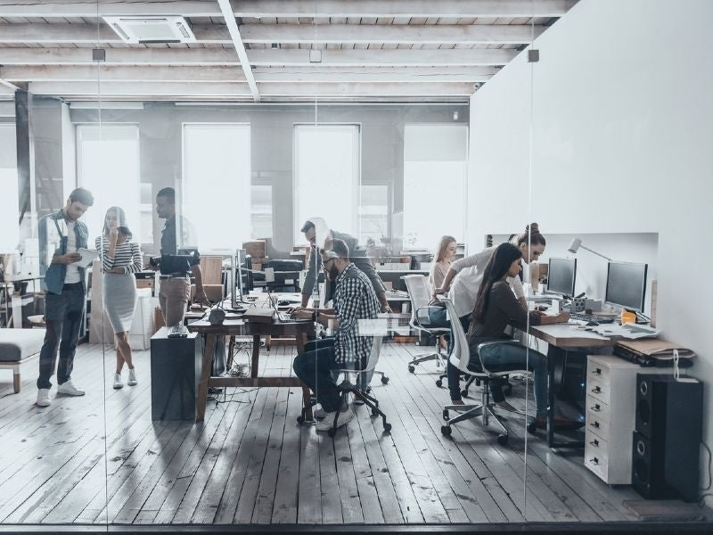 Consider setting up a project management office
