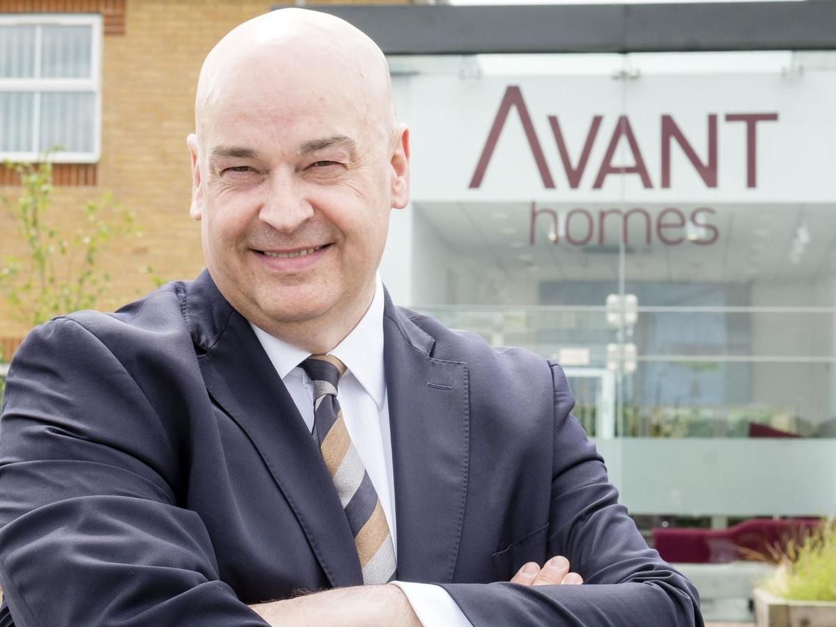 Peter Adams - Group Business Systems Director at Avant Homes