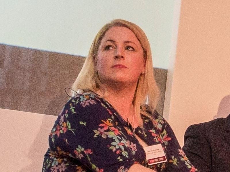 Salford Royal Group Director of Digital Rachel Dunscombe
