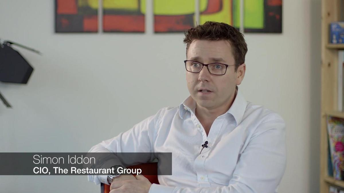 Simon Iddon – The Restaurant Group