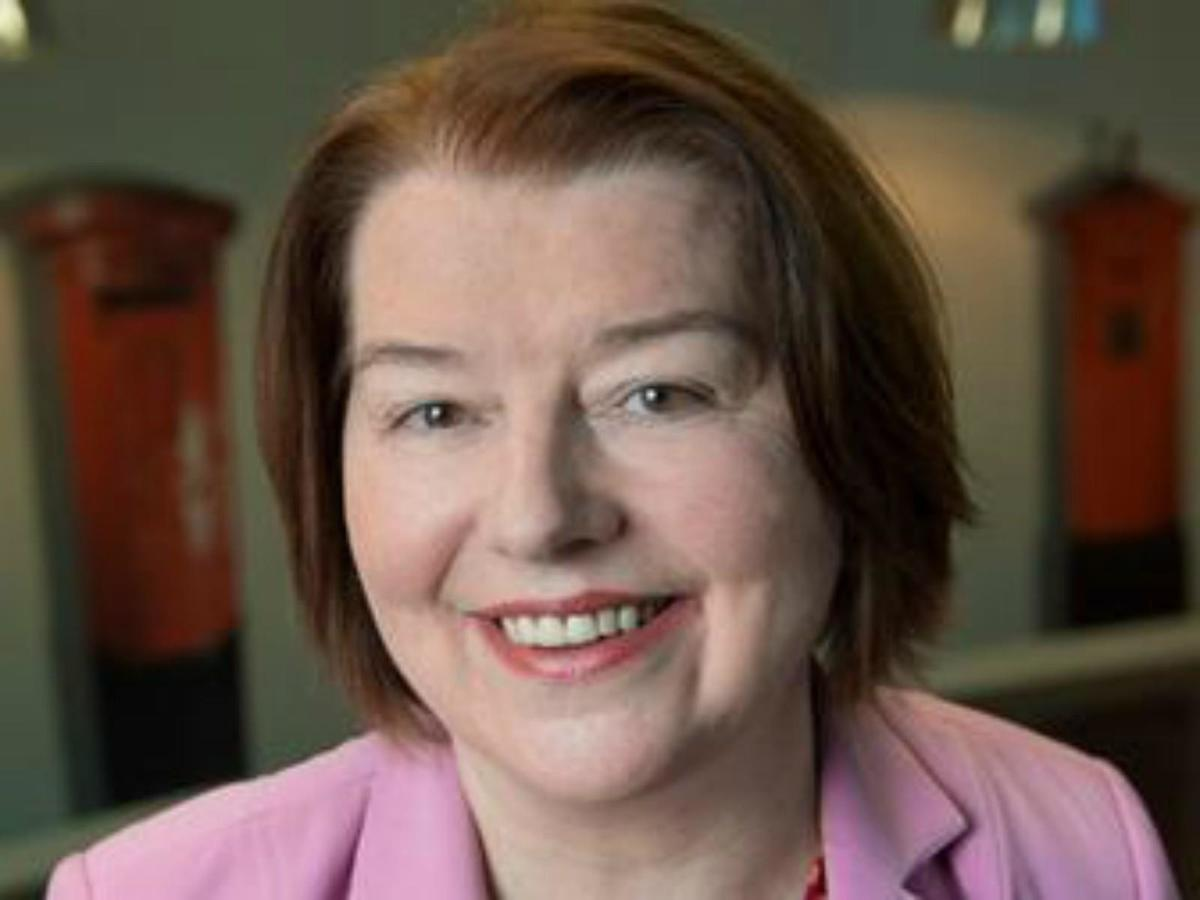 Real life example - former Royal Mail CIO, Catherine Doran