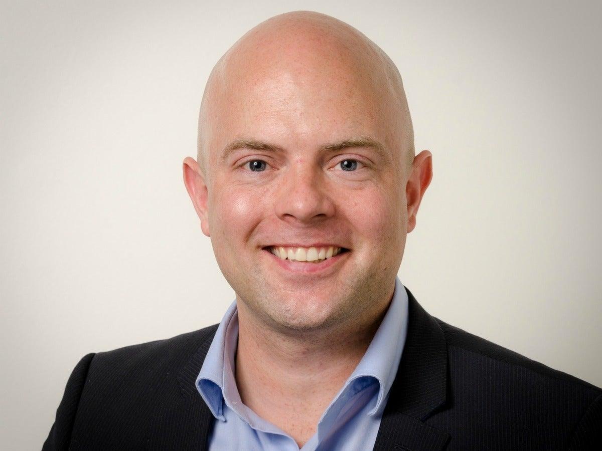 Allan Cockriel, group CIO, Petrofac
