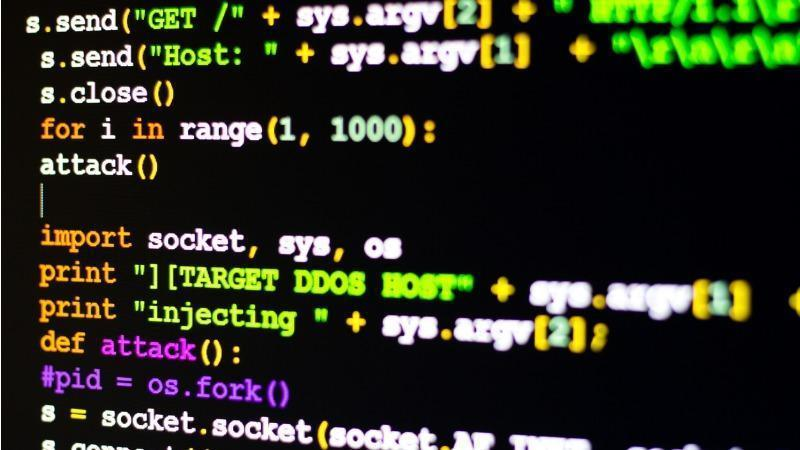 Request data from your anti-DDoS provider