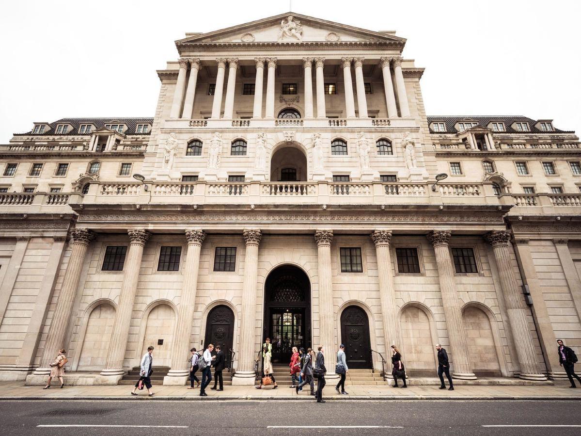 Bank of England CIO Robert Elsey