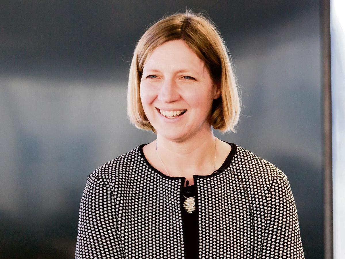News UK CTO, Christina Scott