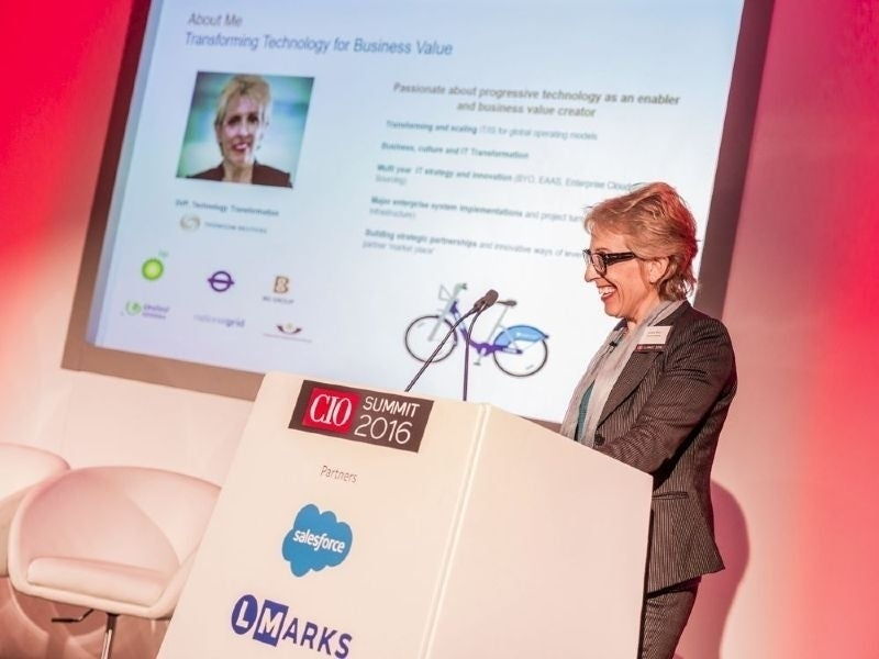 Christine Ashton, Transformational CIO at Cogventive