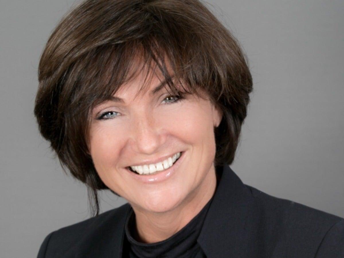 City University Director of IT Claire Priestley