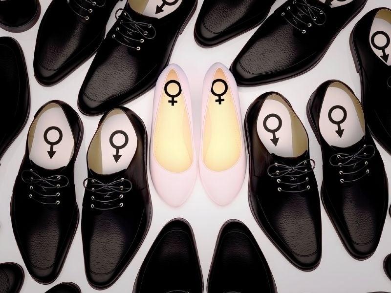 Break down gender barriers