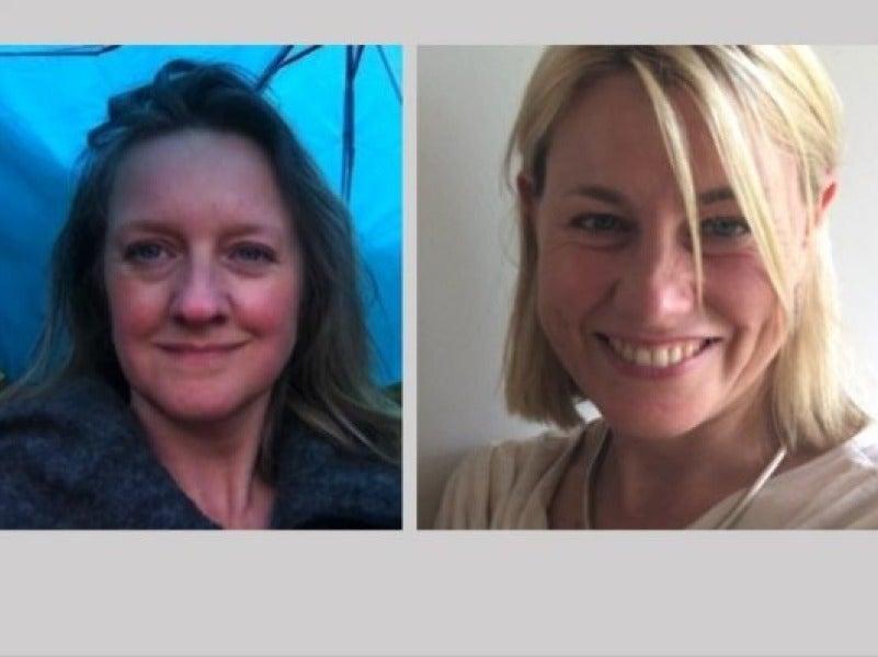 Harriet Green and Myra Hunt - Defra