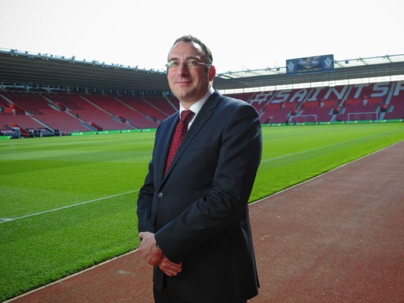 Southampton FC IT Director Matthew Reynolds