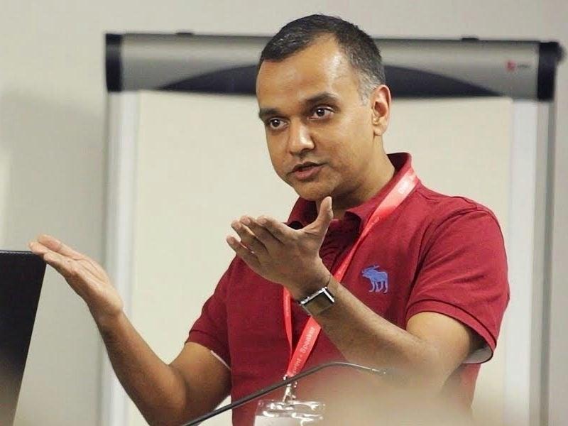 DWP\'s Mayank Prakash on delivering digital services