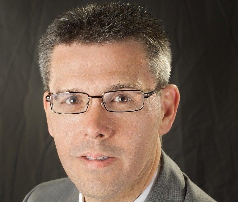 Nick Reeks, Director of IT at Tata Steel