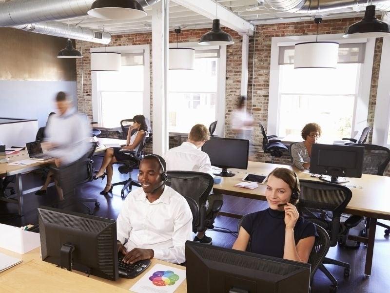 Consider using external contractors