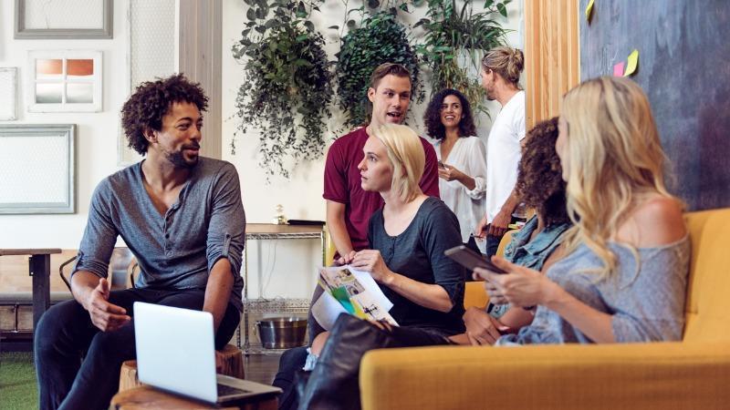 Embrace a flexible working culture