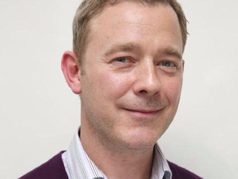 South London and Maudsley NHS Trust CIO Stephen Docherty