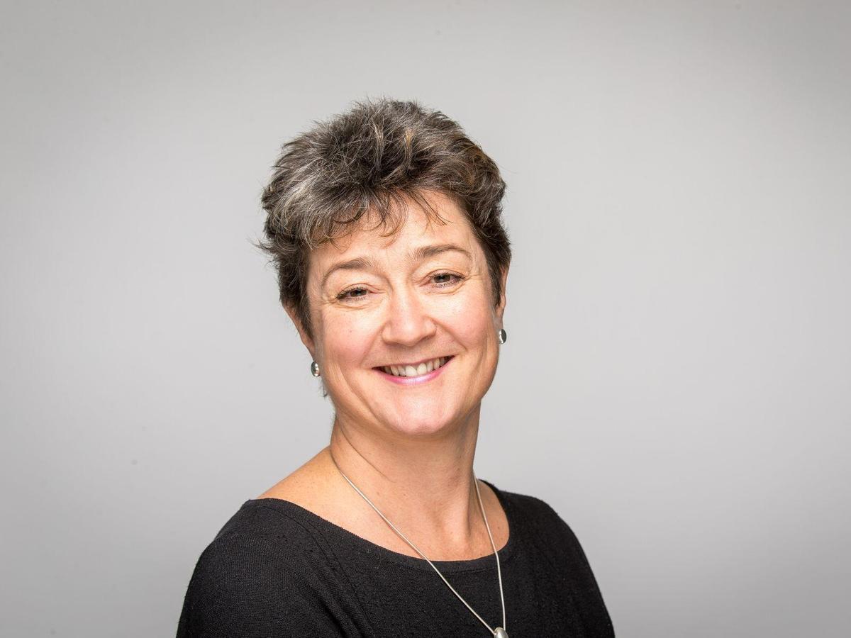Cancer Research UK CIO Tiffany Hall
