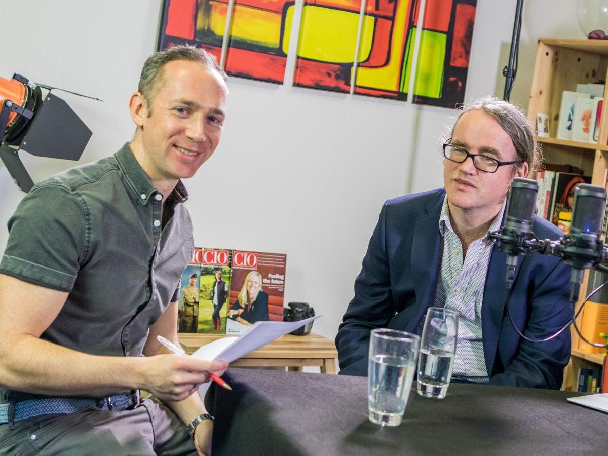 英国首席信息官播客第14集-皇家歌剧院首席技术官乔·麦克法登谈沉浸式体验和数字化转型