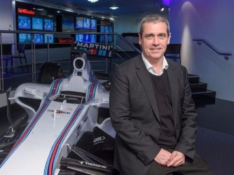 Graeme Hackland, Williams F1 CIO