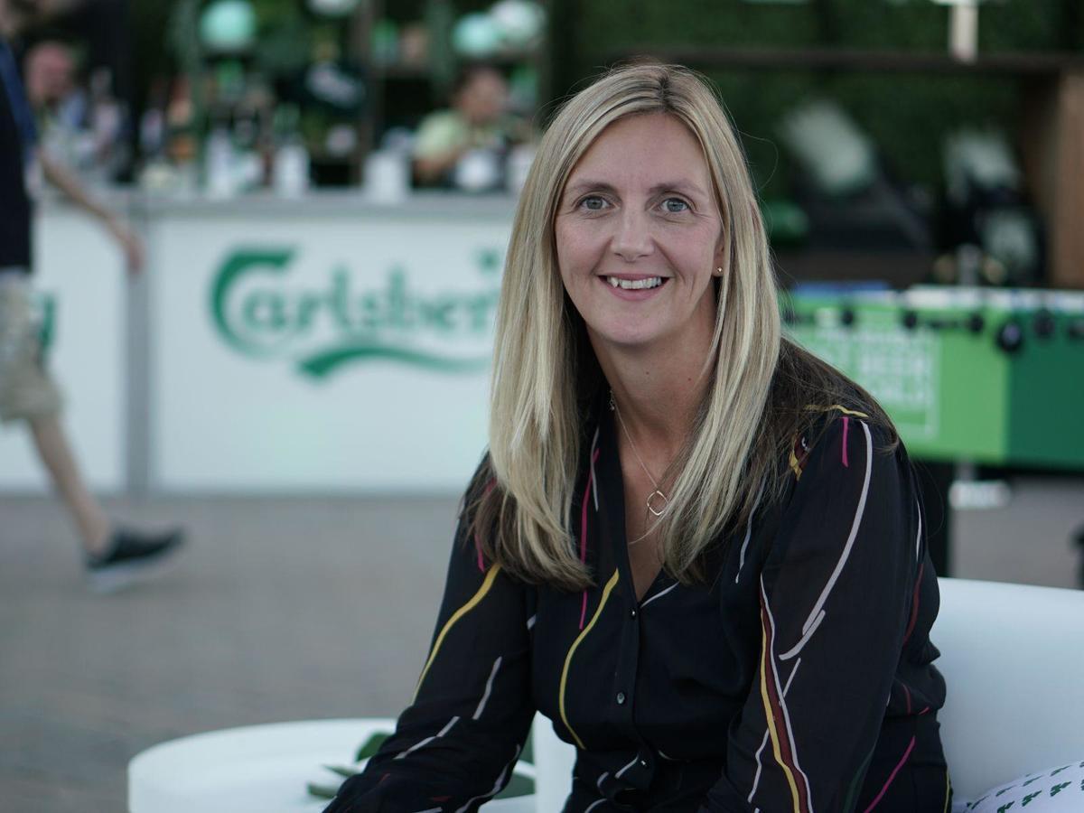 Carlsberg CTO Sarah Haywood