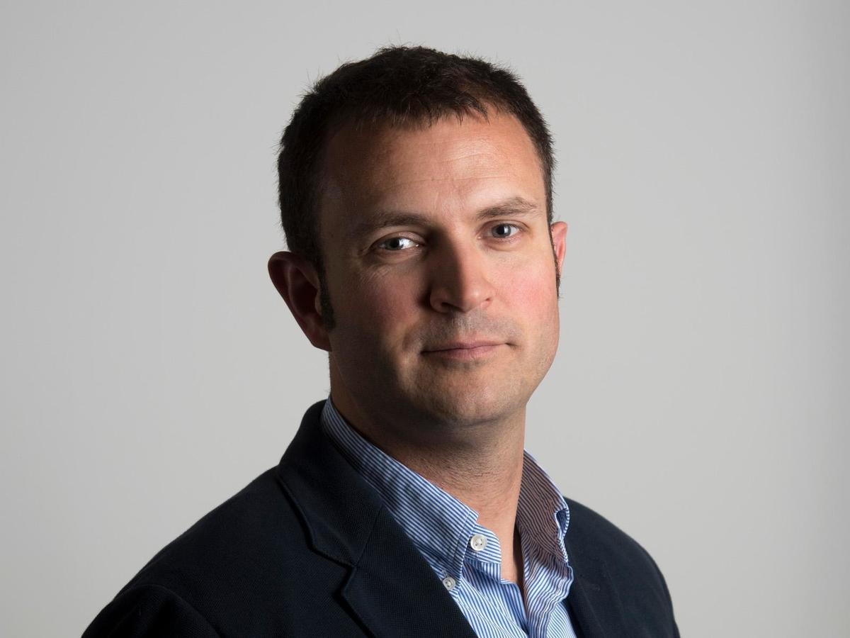 Telegraph Media Group CIO, Chris Taylor