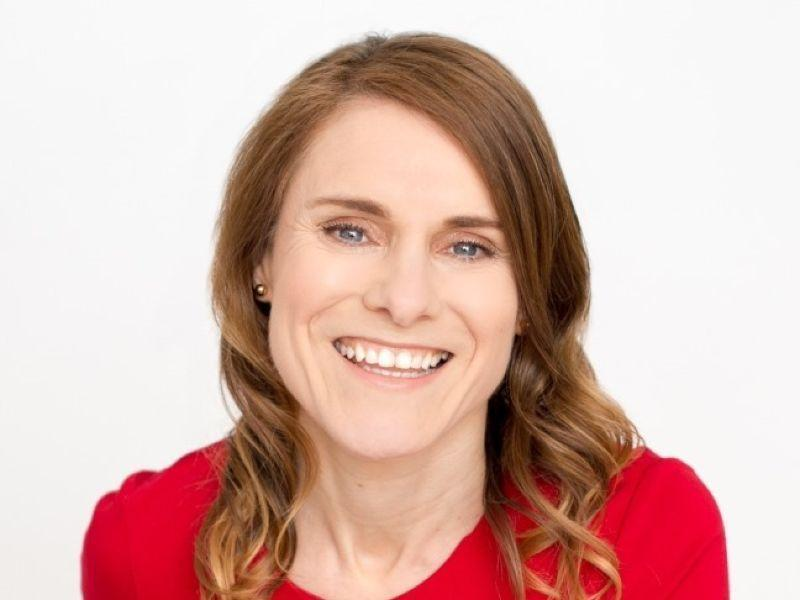 Shell International Trading and Supply CIO Clare Patterson
