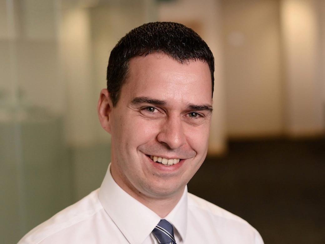 Radius Payment Solutions CIO Dave Roberts