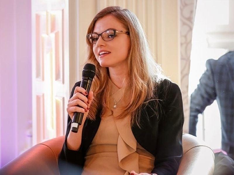 Bank of America COO for Cybersecurity Technologies Elena Kvochko