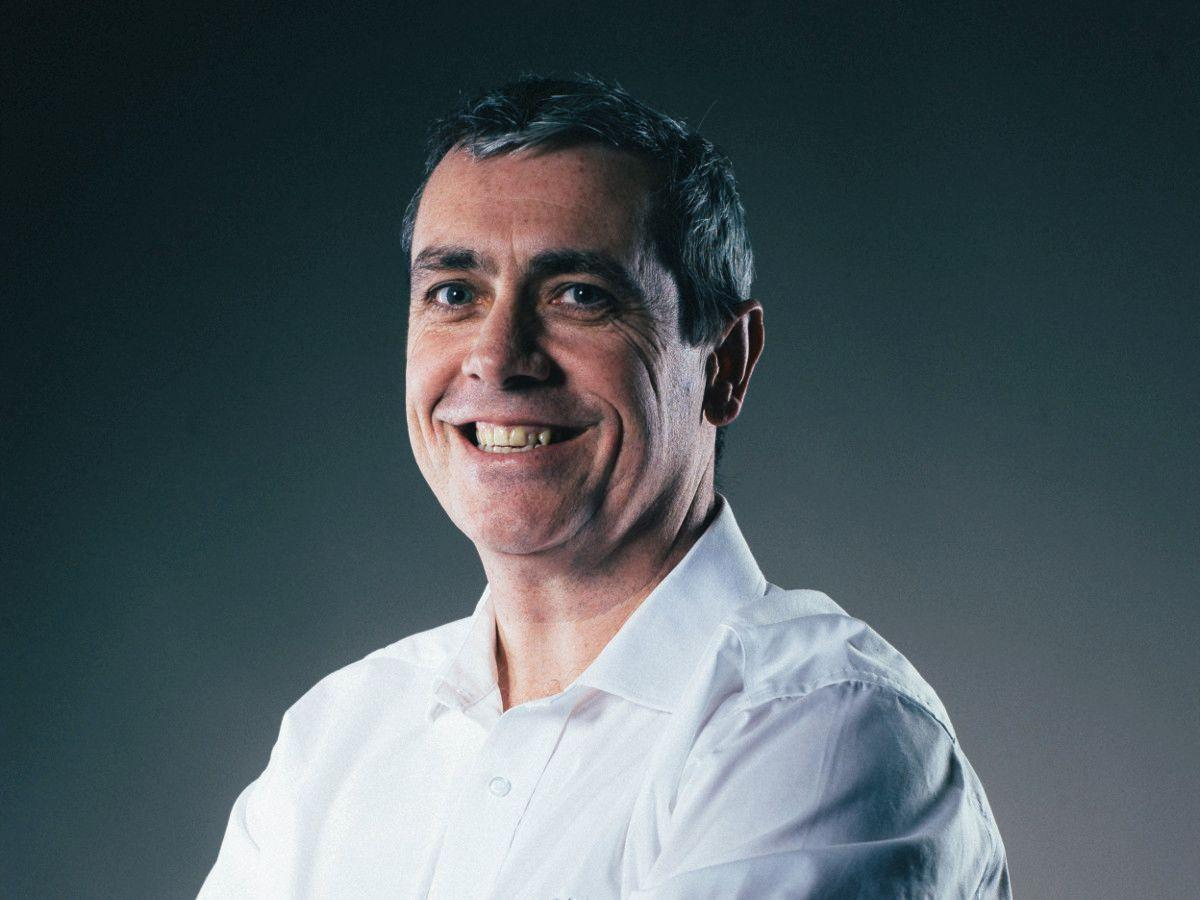 Graeme Hackland – CIO, Williams F1