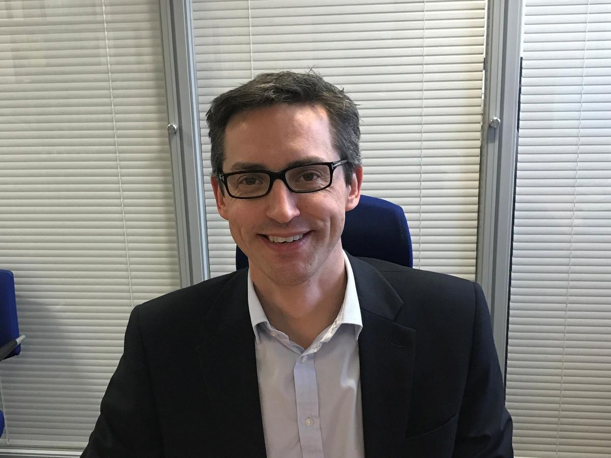 DVSA Director of Digital Services and Technology James Munson