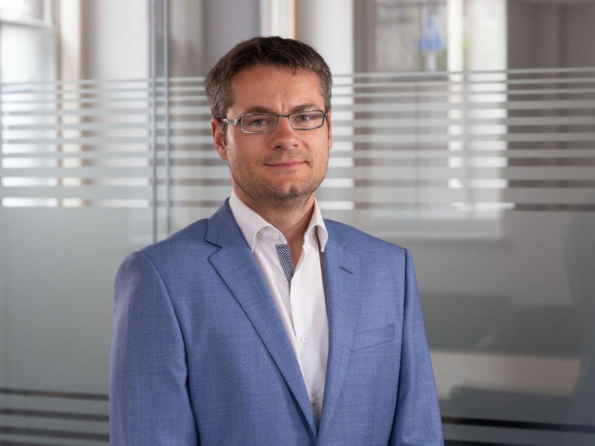 First Central Group CIO John Davison
