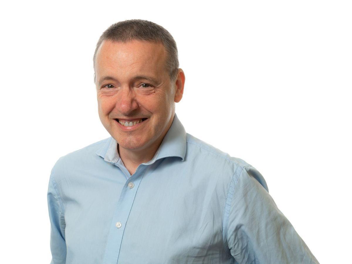 Virgin Trains CIO John Sullivan