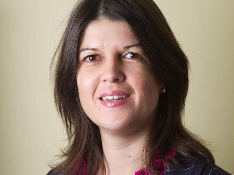 Rolls-Royce Director of Infrastructure & Operations Lucy Burrow
