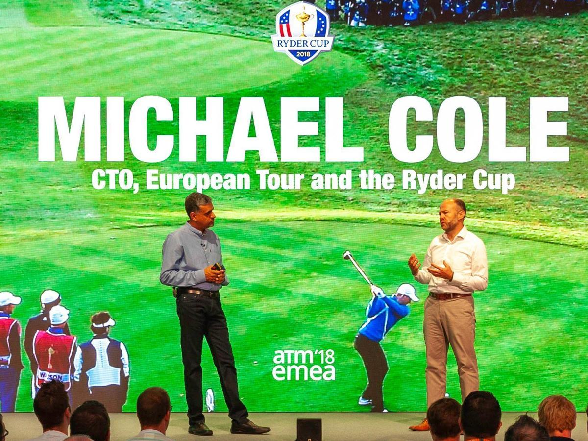 Michael Cole - European Tour