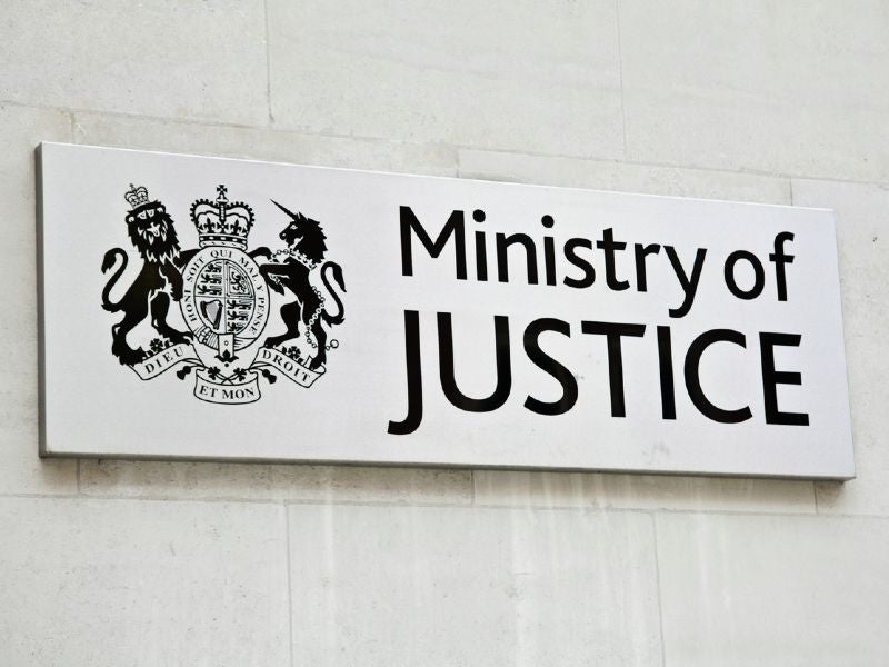 Tom Read - Ministry of Justice