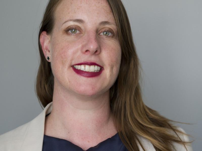 Executive Technology Consultant Nadine Thomson