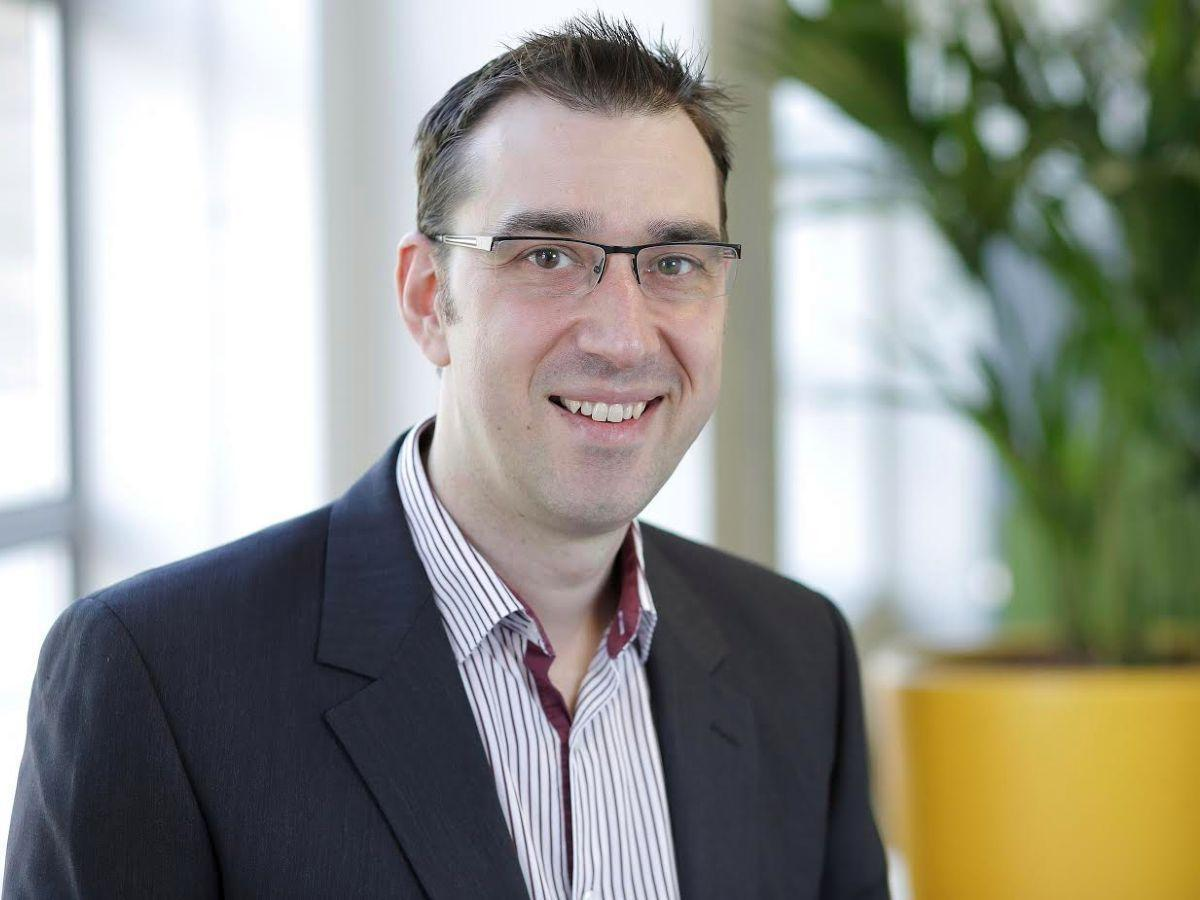 Capital One Europe Chief Operations and Technology Officer Rob Harding