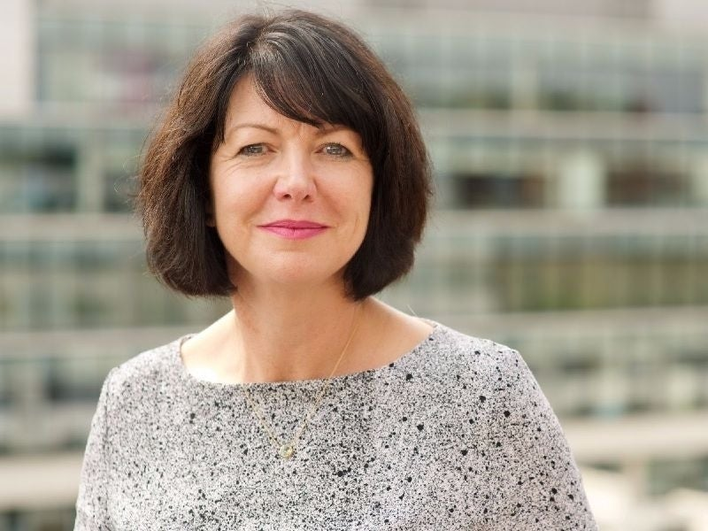 Kelly Olsen - Former Cushman & Wakefield and NHS Property Services CIO