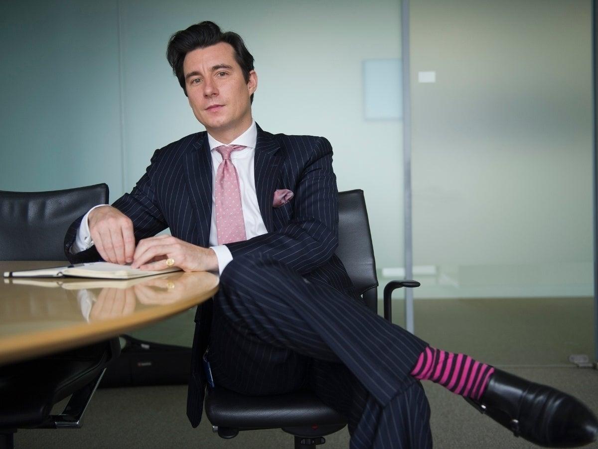 Antony Watson - Nike CIO to Uphold CEO