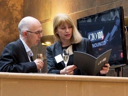 Aviva Group CIO Claire Hamon