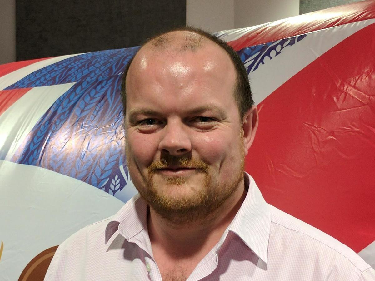 Dominic Howson, Hovis IS Director