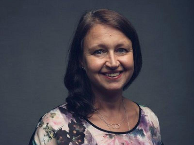 Age UK Chief Digital and Technology Officer Lara Burns