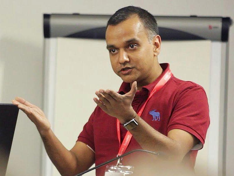 Mayank Prakash - Former DWP Chief Information and Digital Officer