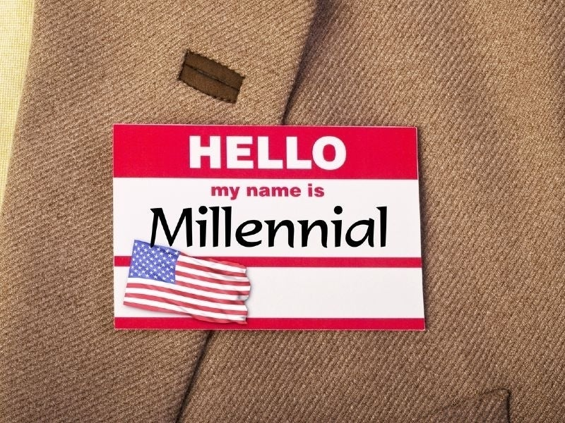 Appeal to millennials