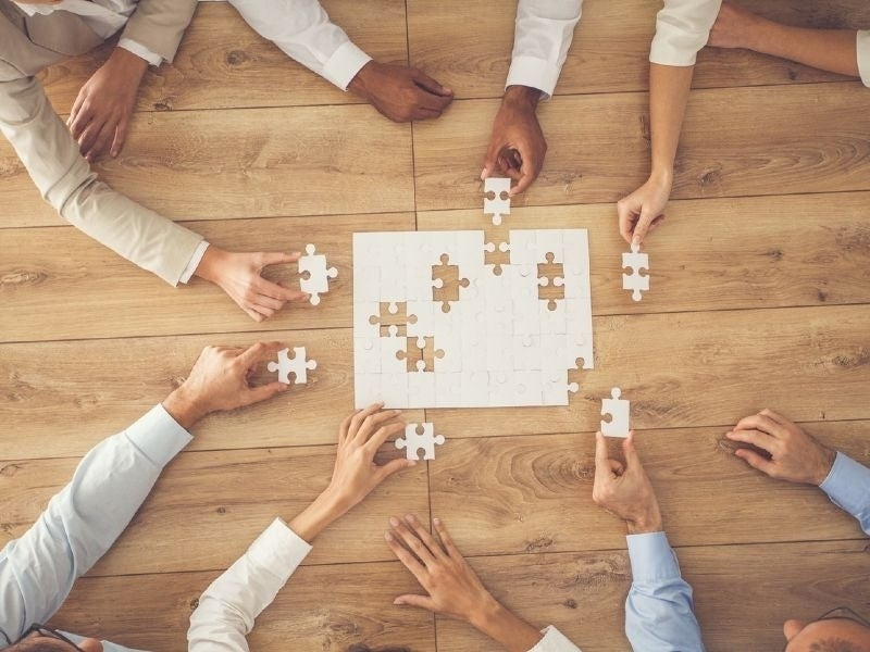 Give team members the chance to contribute their own ideas