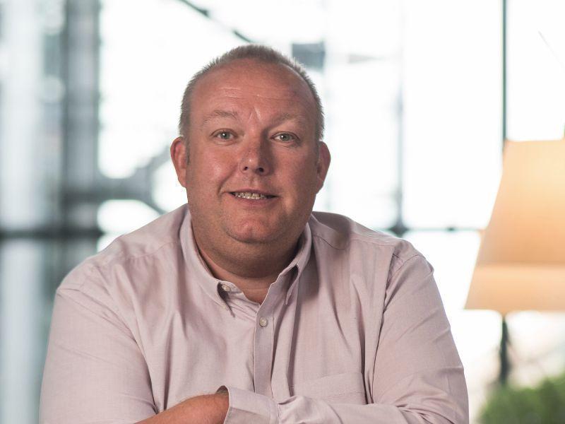 Ascential CIO Sean Harley